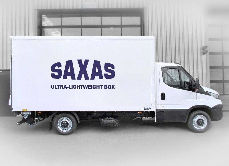SAXAS box ultralight